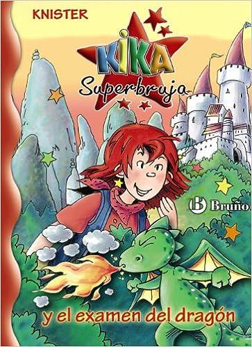 Resultado de imagen de Kika Superbruja y el examen del dragón