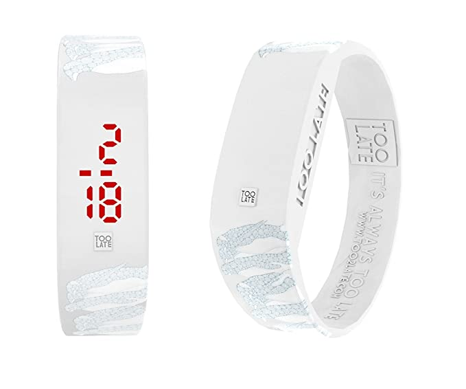 Reloj digital Mujer Too Late Globetrotter Casual Cod. 8058093831317: Amazon.es: Relojes