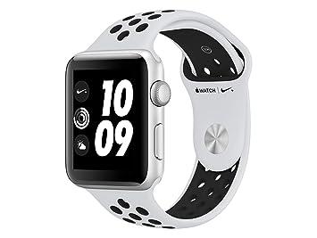 Apple Watch Nike+ OLED GPS (satélite) Plata Reloj Inteligente - Relojes Inteligentes (OLED
