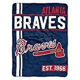 The Northwest Co MLB 659 Braves Walk Off Micro Throw