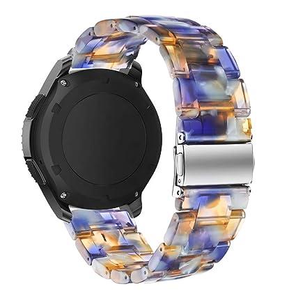 Amazon.com: Omter - Correa de repuesto para reloj Ticwatch ...