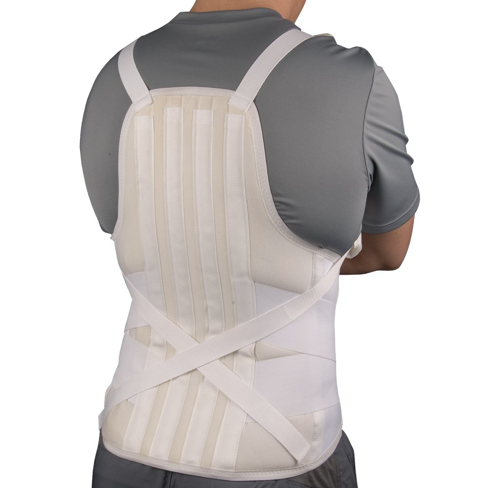 Dorsolumbar Support, Spinal Disc Back Brace, Soft Style by Truform