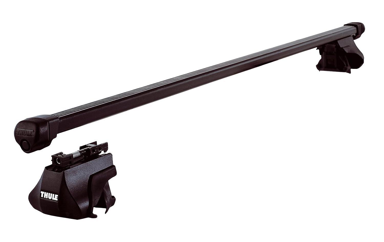 THULE スーリー ベースキャリア TH765 強化スチールスクエアバー2本セット 163cm TH765 B000AR77MC   163cm