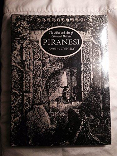 Piranesi Vase - Mind and Art of Giovanni Battista Piranesi
