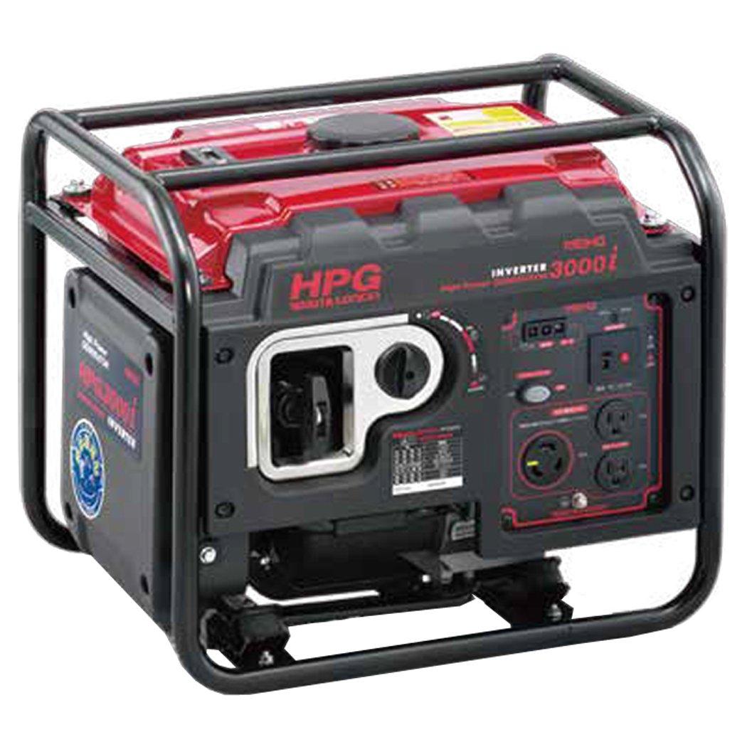 MEIHO インバーター発電機 HPG3000i