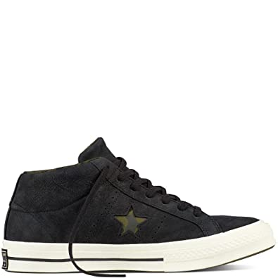 7e64a9f93aac Converse Original One Star Mid (11.5 B(M) US Women 9.5 D