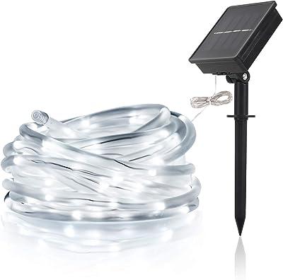 LTE Solar LED String Light Solar Powered Rope light