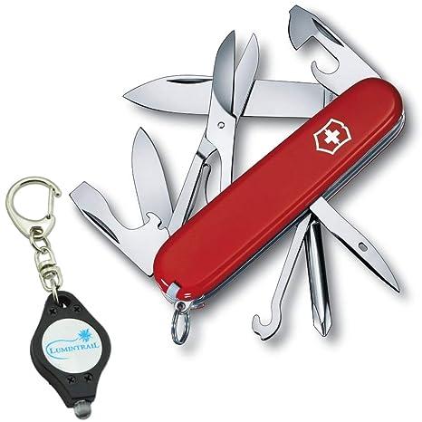 Victorinox Super Tinker Swiss Army Knife - Juego de 14 ...