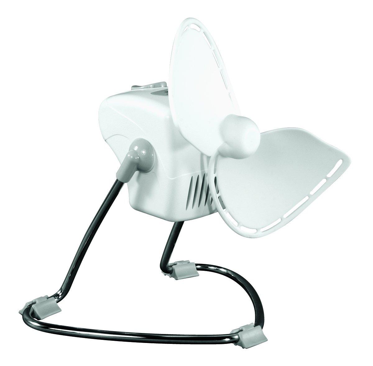 Caframo 7-Inch White Chinook AC Fan
