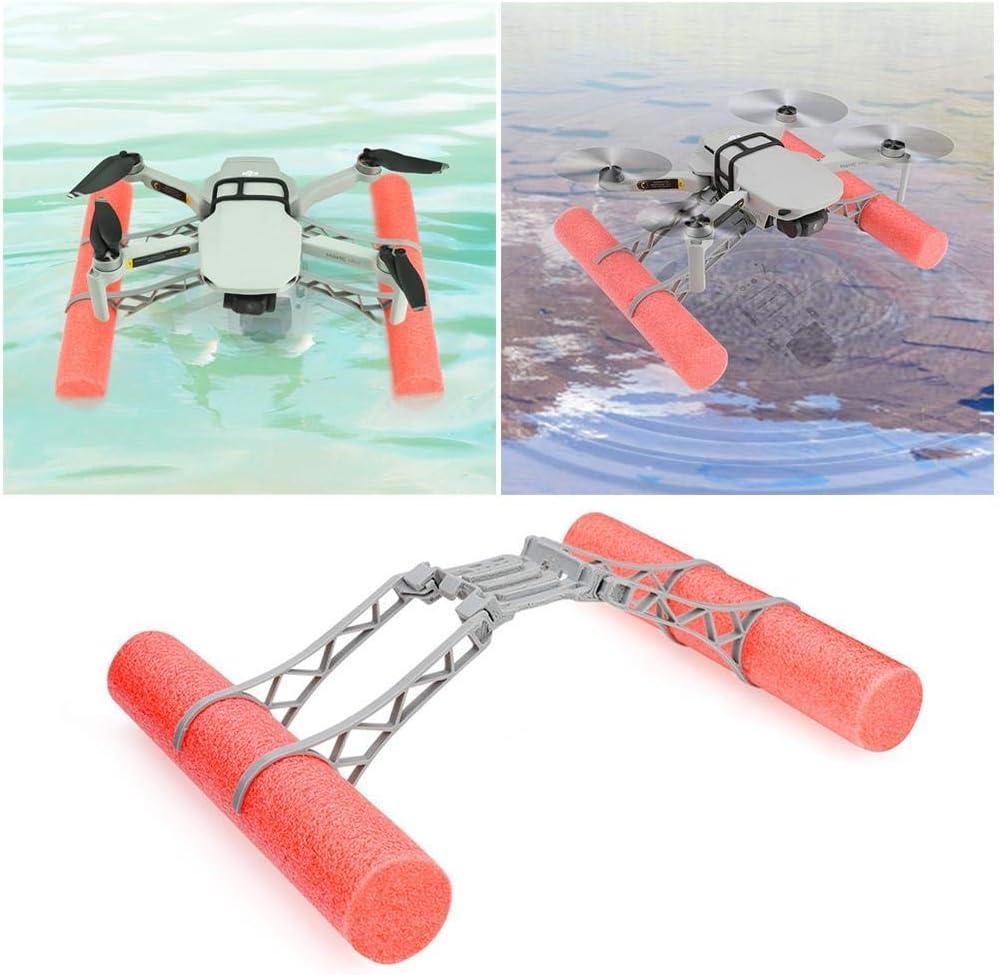 heling896 Pata De Aterrizaje De Agua Mavic Mini, Soporte De Flotación De Aterrizaje Amortiguador Soporte Flotante para dji Mavic Mini Accesorios