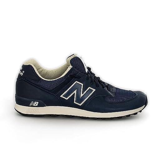 1faa771730 ... New Balance Sneaker Donna W576NPM in pelle e tessuto blu da; New balance  500 scarpe donna blu rocale-calzature grigio Pelle; New balance 574 ...