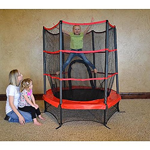 Propel Trampolines Pre School Enclosed Small Trampoline