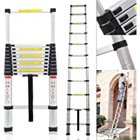 Smarty Telescopic Ladder, 5.2 m/17 ft
