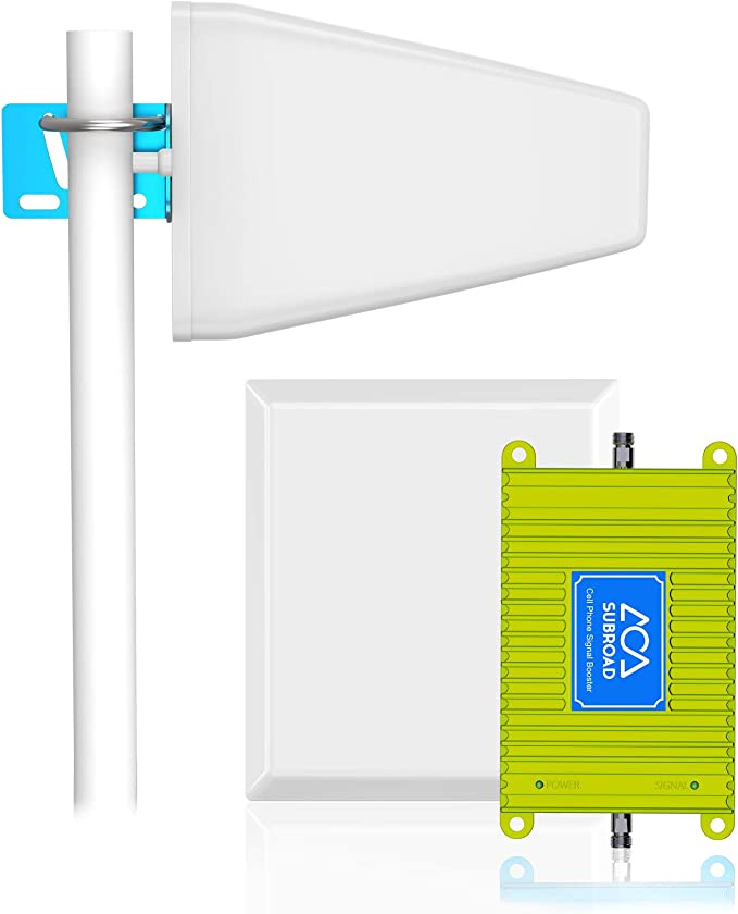 SMA Antena para Interior/Exterior 2G 3G 4G LTE 700-2700 MHz 5 Frecuencias teléfono Celular señal Booster imán de Montaje Antena Uso para ...