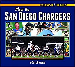 Meet the San Diego Chargers (Big Picture Sports): Zach Burgess