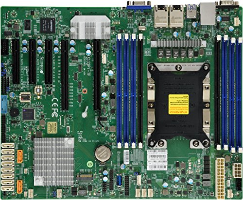 Supermicro X11SPI-TF Server Motherboard - Intel Chipset - So