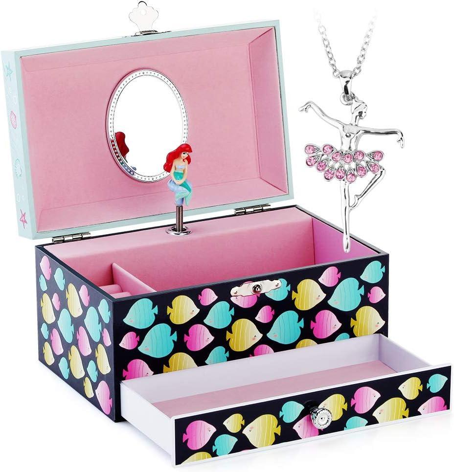 Baby Space Ceramic Jewelry Box Child Jewelry Box