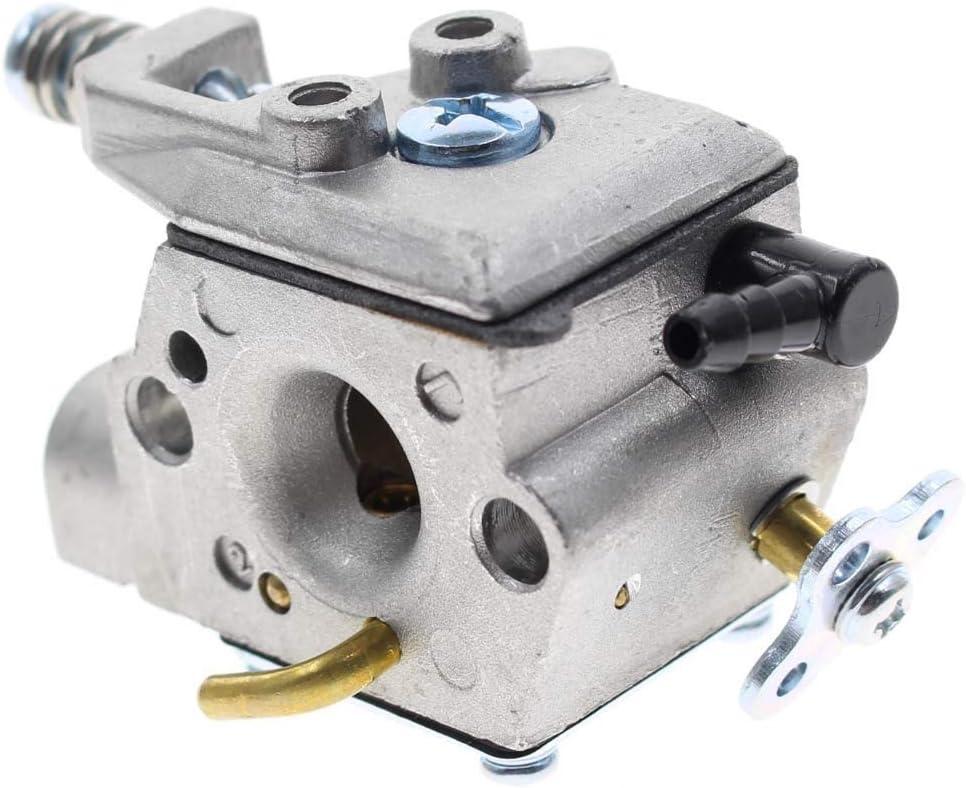 Carburador Carb Piezas de Repuesto para Echo CS-300 CS-301 CS-305 CS-340 CS-341 CS-345 CS-346 CS-3000 CS-3400 Sustituye a Walbro WT-589 WT-589-1 WT-402.: Amazon.es: Jardín
