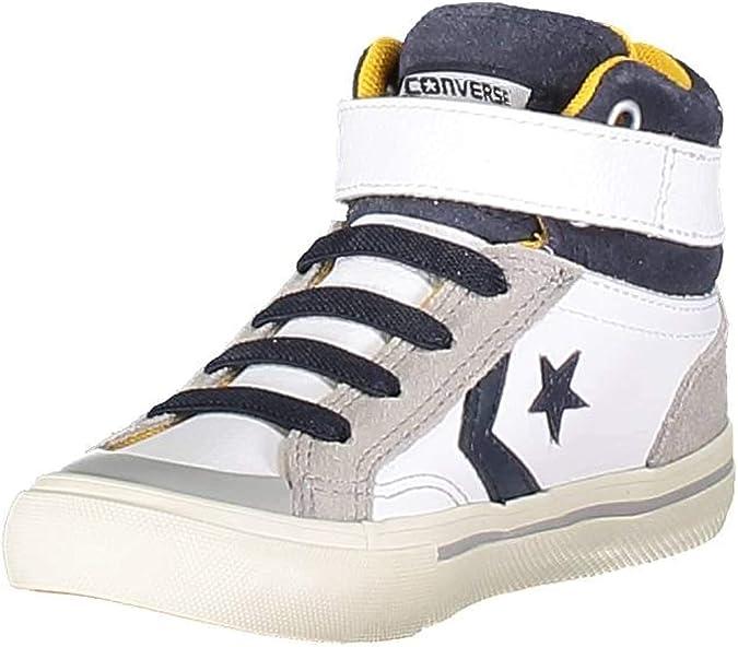 Converse Lifestyle Pro Blaze Strap Hi, Sneakers Basses Mixte Enfant
