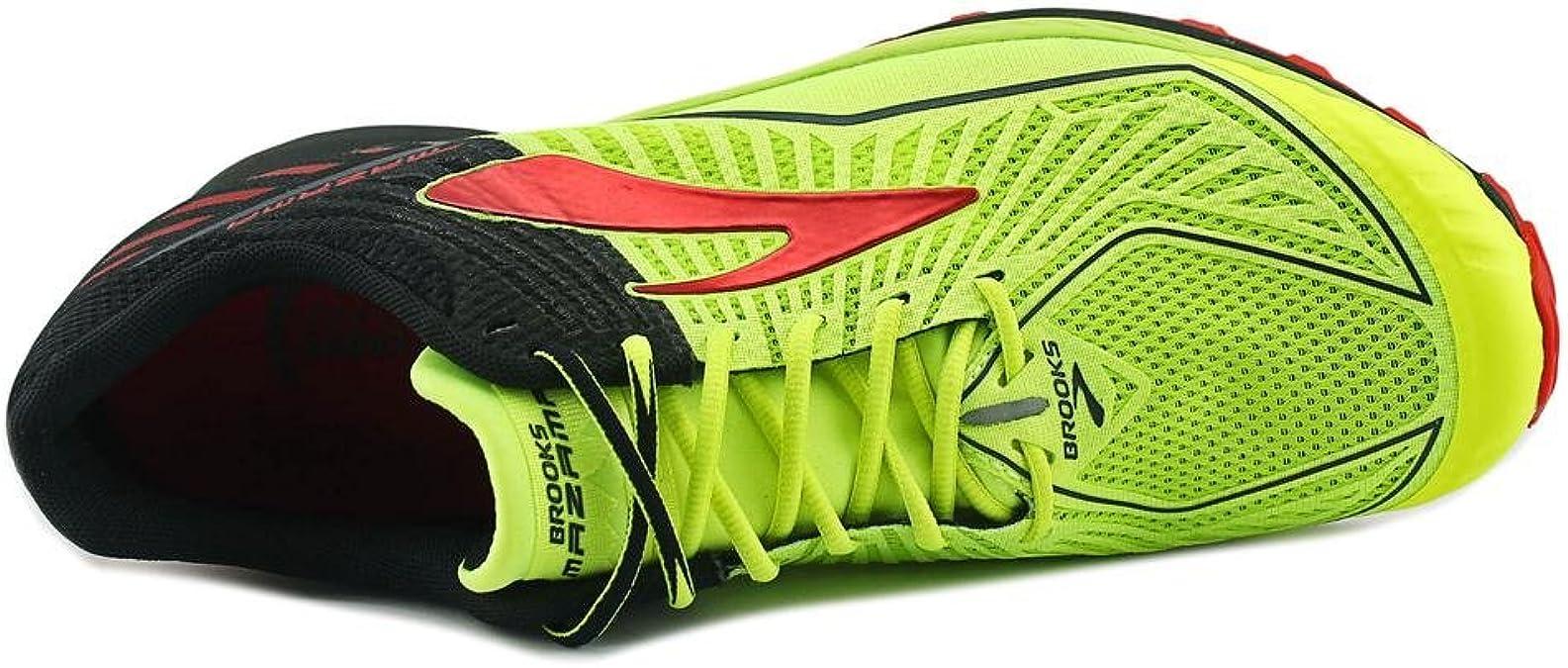 Brooks Mazama - Zapatillas de running trial, Amarillo (amarillo), 44 EU: Amazon.es: Zapatos y complementos