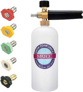 MATCC Foam Dispenser
