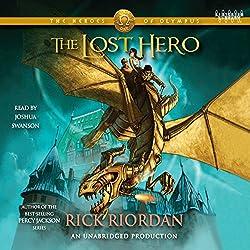 The Heroes of Olympus, Book One: The Lost Hero