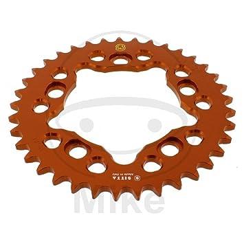 Orange Imports Ltd SPR03 Rear Sprocket Dirt Pit Bike Gear 420 37t Tooth