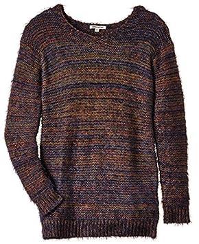 BILLABONG Women's Mana Soft Long Jumper/Sweater in Midnight (Medium -  Approx UK 12