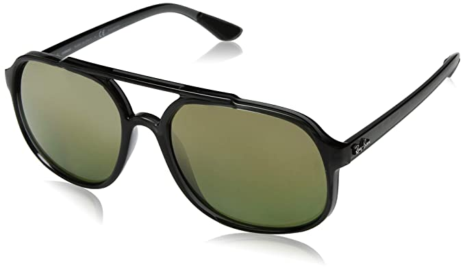 d1d05a272d Image Unavailable. Image not available for. Colour  RAYBAN Men s 0RB4312CH  876 6O 57 Sunglasses