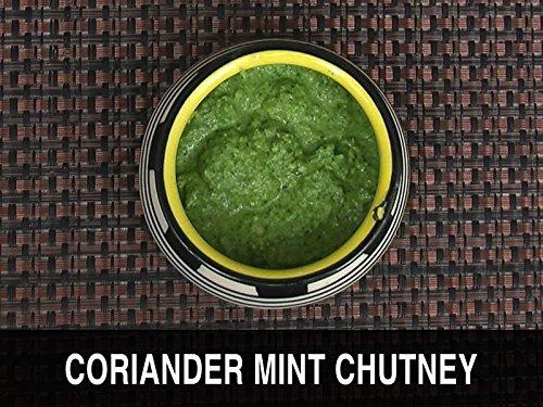 - Coriander Mint Chutney Ruchi's Kitchen