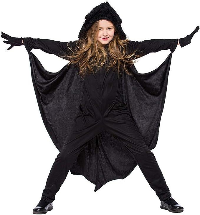 Disfraz de murciélago de Animal Neutro para niños, Disfraz de ...