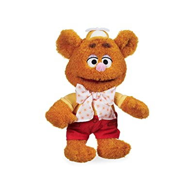 Disney Fozzie Bear Plush - Muppet Babies - Small 13 inches: Toys & Games