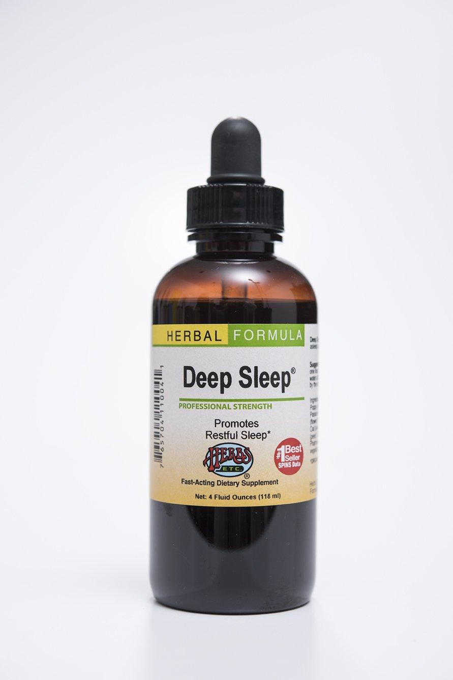 com herbs etc deep sleep professional strength oz com herbs etc deep sleep professional strength 4 oz contains california poppy health personal care