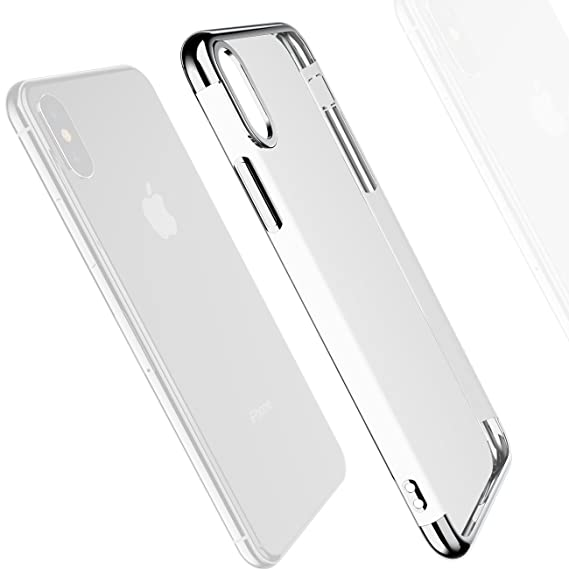 info for 9a140 7bdae Amazon.com: Frieso iPhone X Case Anti-Cling Shock Absorption Anti ...