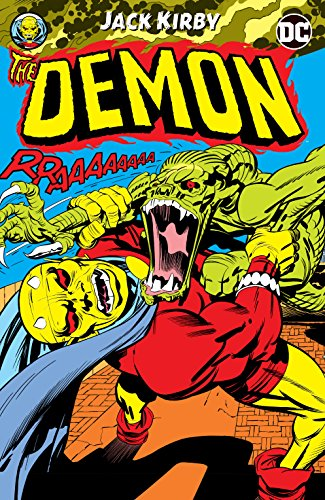 The Demon by Jack Kirby (The Demon (1972-1974)), used for sale  Delivered anywhere in USA