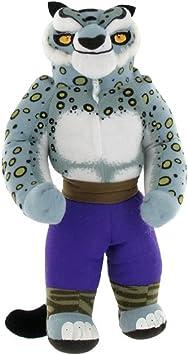 Big Kung Fu Panda Tai Lung 45 Cm Amazon Co Uk Toys Games