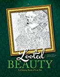 img - for Looted Beauty: A Coloring Book of Lost Art book / textbook / text book