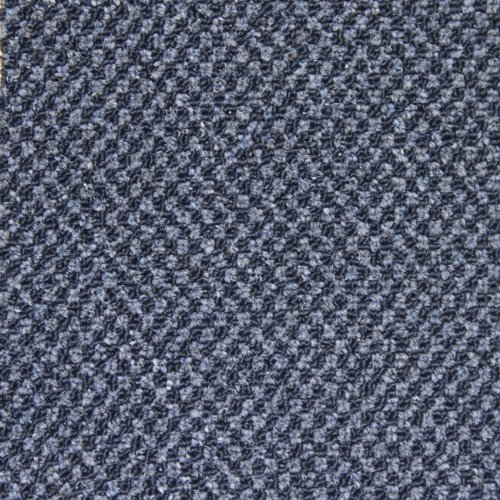 SQUARE 4'X4' Indoor Level Loop Area Rug -Zenith Seascape Durable Level Loop Area Rug for Home with Premium BOUND Polyester Edges.