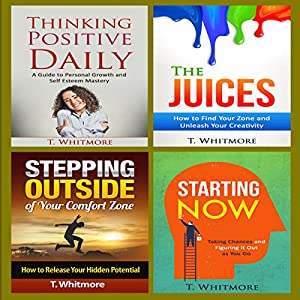 Positive Thinking Book Bundle Audiobook