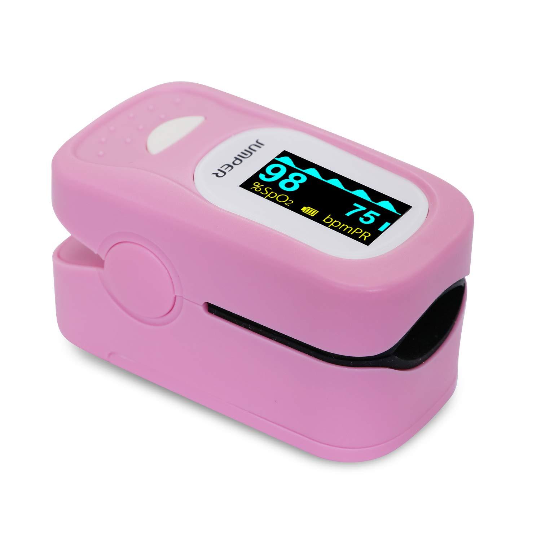 Oxímetro de Pulso de Dedo Medidor de Pulso Portátil SpO2