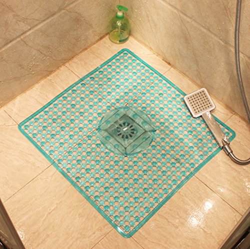 bathroom safety flooring best bath amp shower safety mats gistgear 11235
