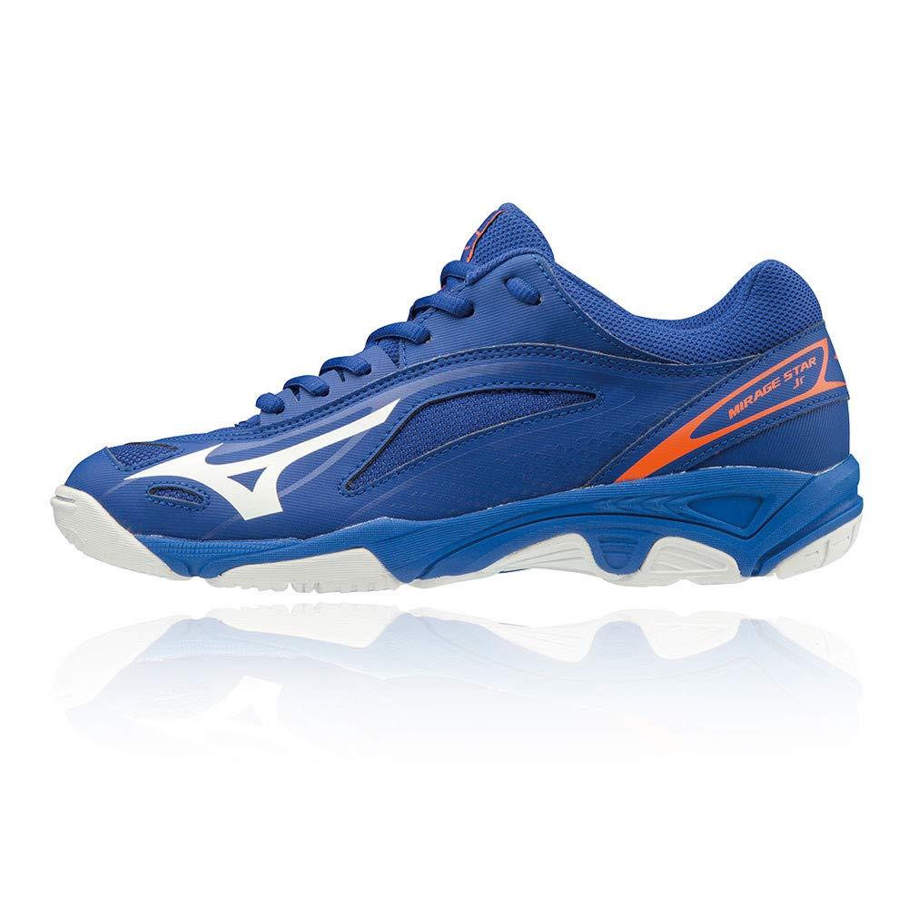 Mizuno Mirage Star 2 Junior Chaussure De Basket Navy bleu 38 EU