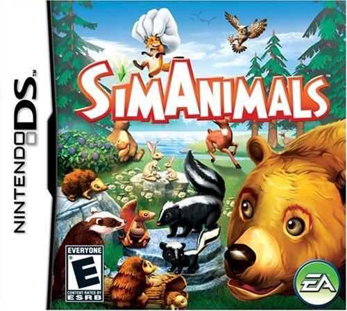 (SimAnimals - Nintendo DS)