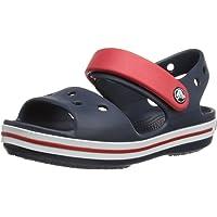 Crocs Crocband, Sandali con Cinturino alla Caviglia Unisex – Bambini