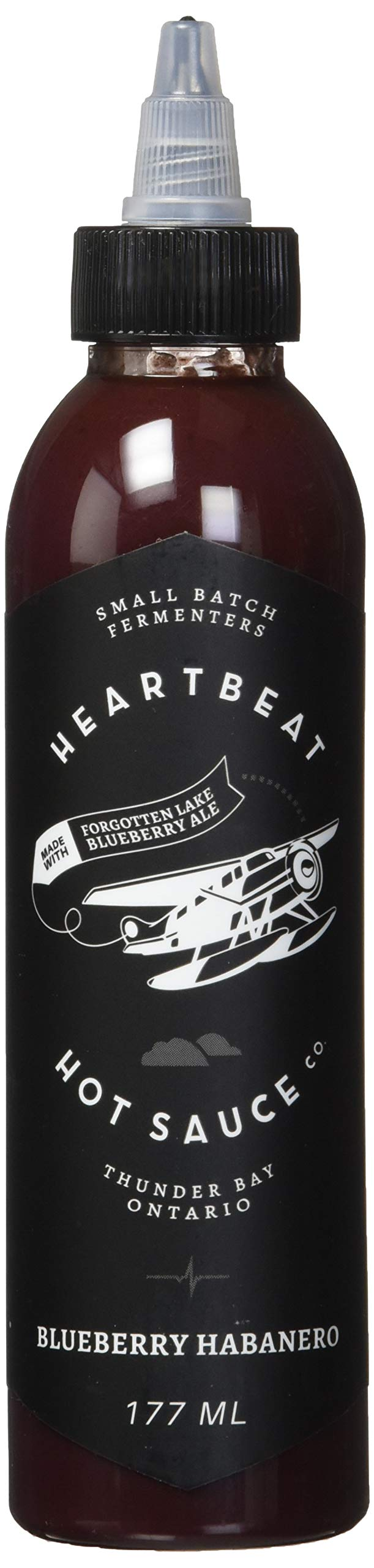 Heartbeat Hot Sauce - Blueberry Habanero