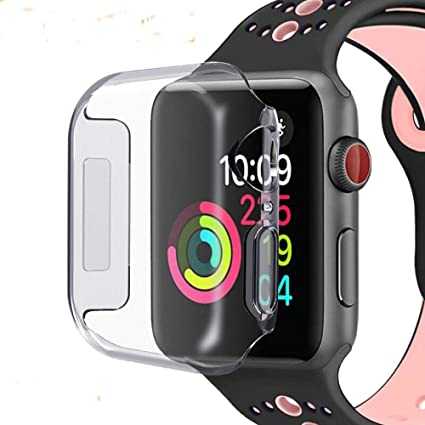 Amazon.com: Wistore - Funda para Apple Watch 4 (1.575 in ...