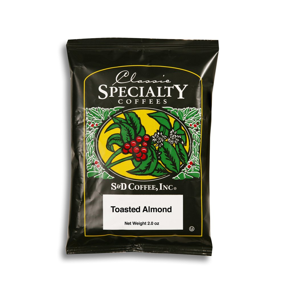 Toasted Almond 2 oz Ground