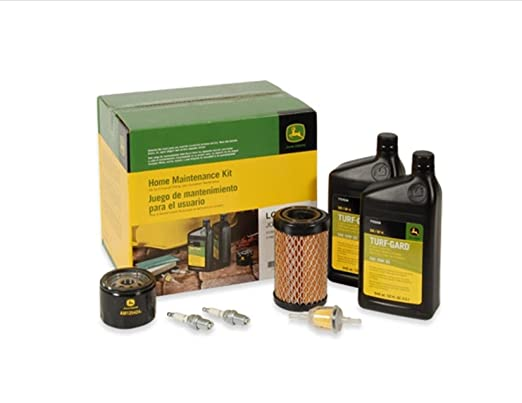 John Deere Home Kit de mantenimiento para Z235, Z255 Césped ...