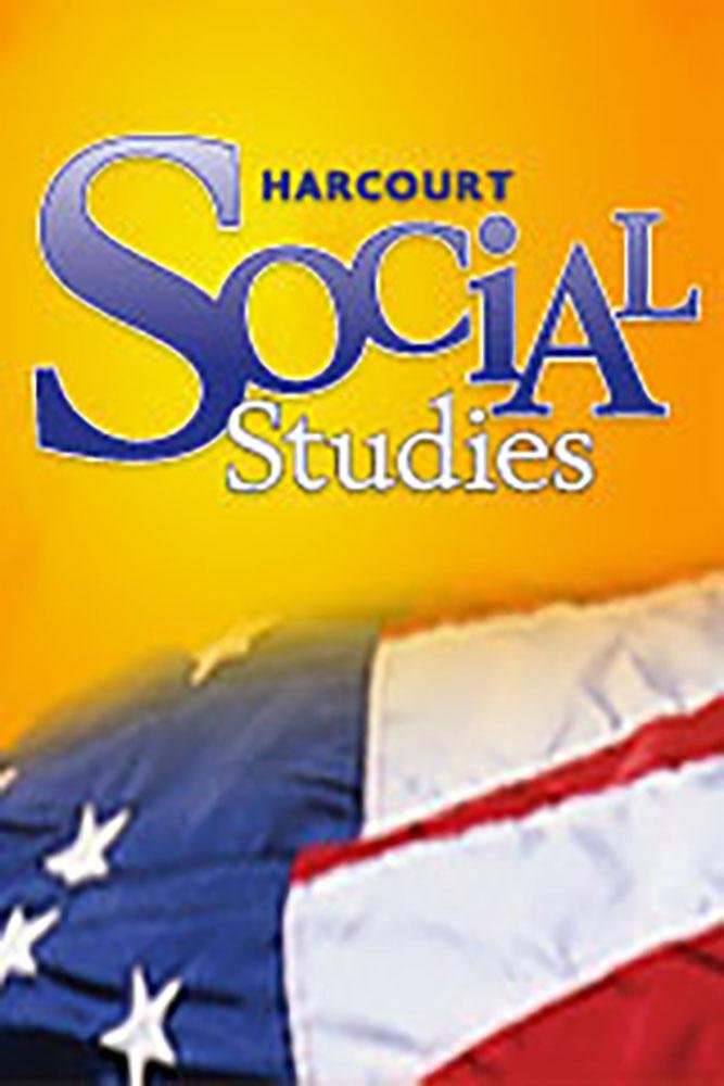 Harcourt Social Studies Arizona Assessment Program Grade 4
