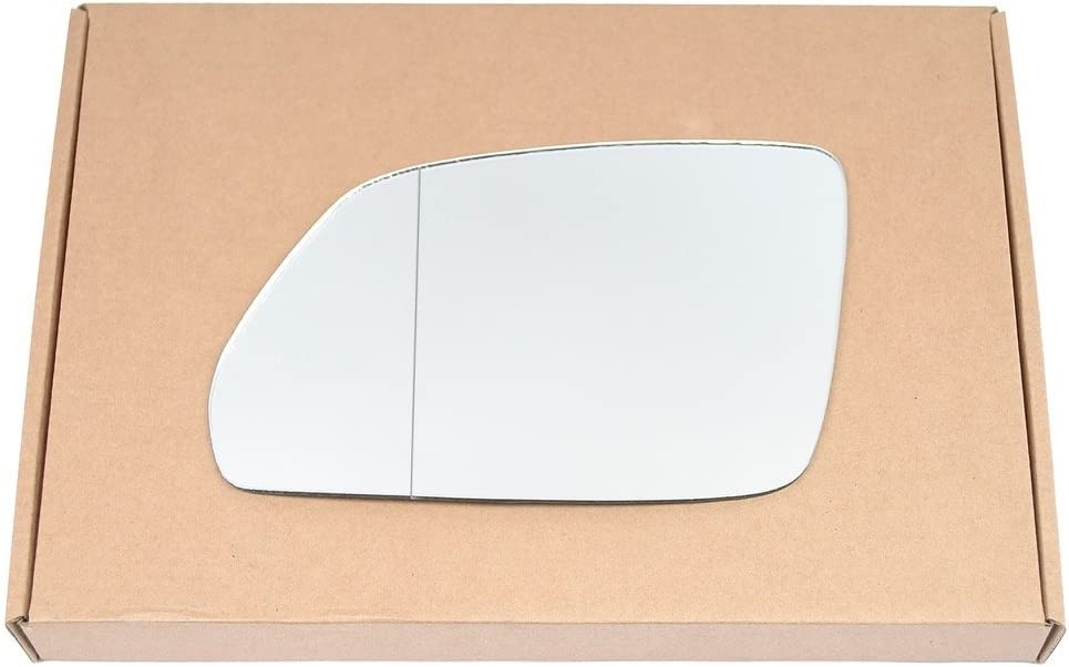 # VwPol//k01-2008693//590 Wide Angle Left passegner side Silver Wing mirror glass